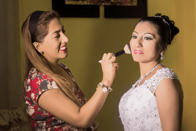 Créditos: Chío Makeup & Hair