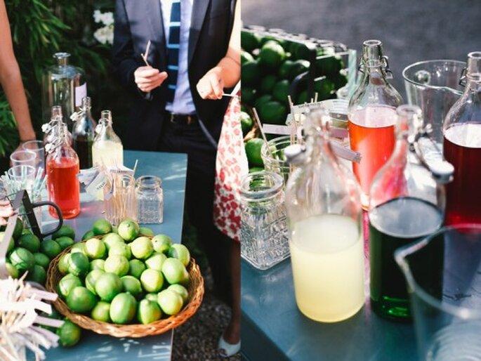 Connu 6 open bars très tendances pour votre réception de mariage ! SI36