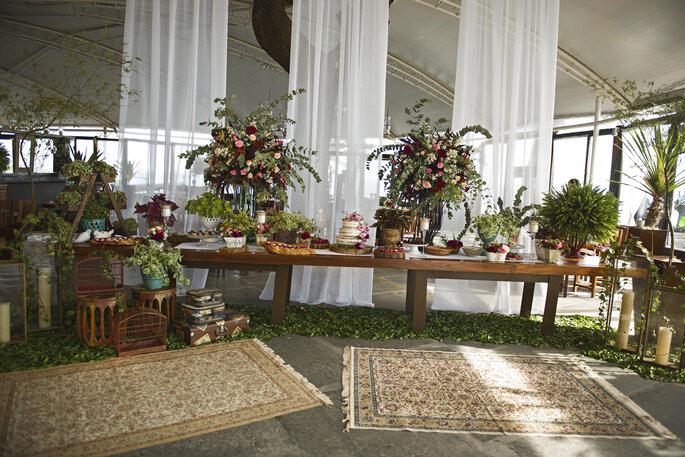 Casamento rústico em Niteroi