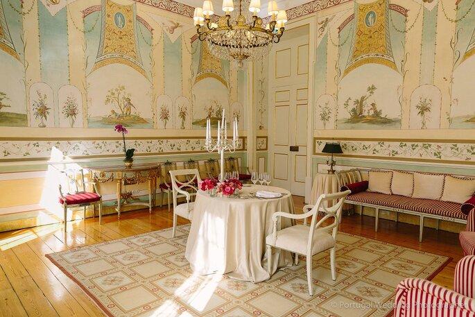 Tivoli Palácio de Seteais Wedding Atelier. Créditos: Portugal Wedding Photographer