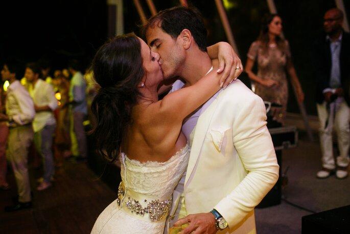 Beijo final