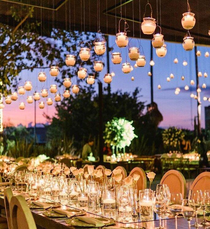 Mansión E. Borbon jardín bodas Guanajuato