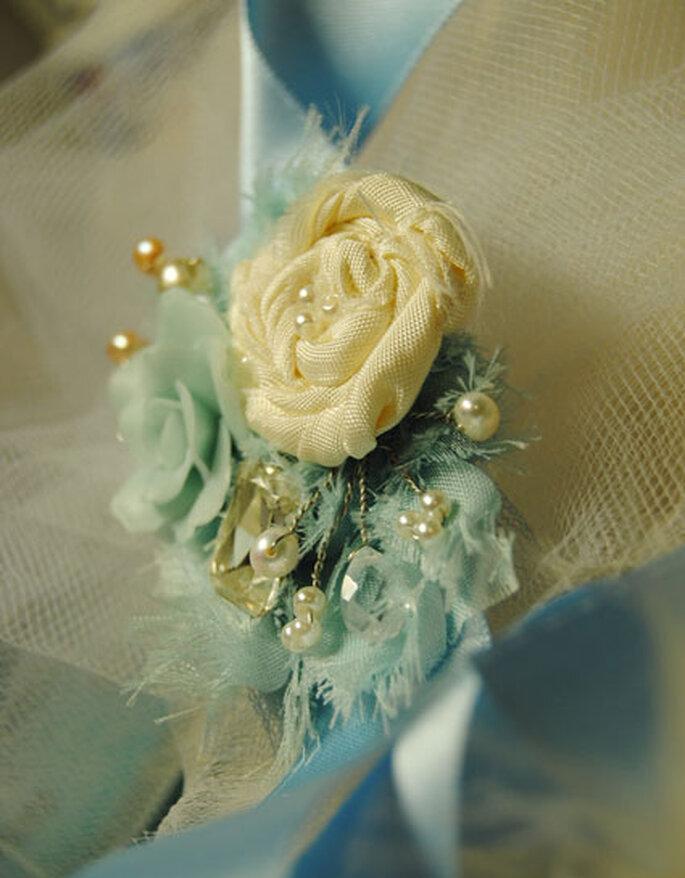 Schmuck im Vintage Stil für die verträumte Braut