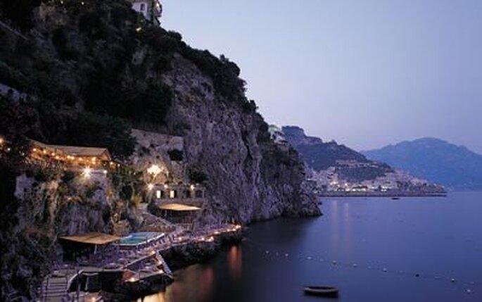 Amalfi, una terrazza sul mare