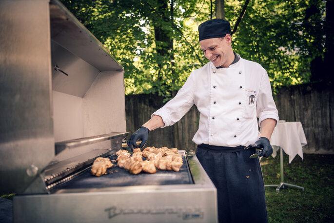 Mangosteen Catering Hochzeits-BBQ