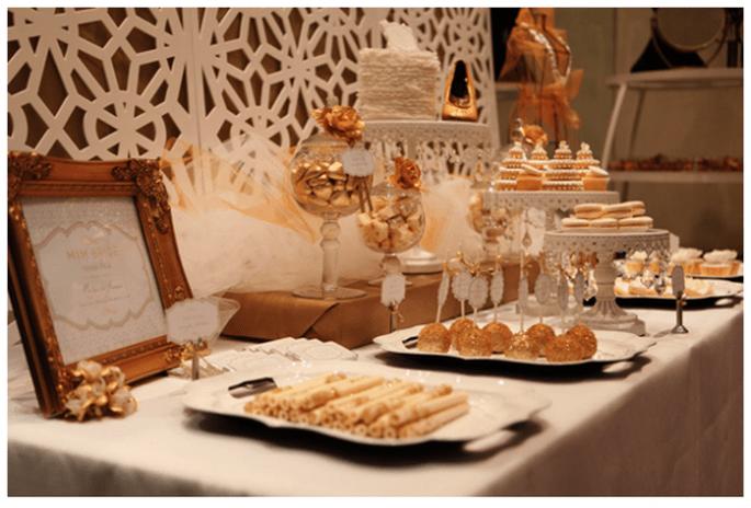 Les sweet table les plus créatives de 2013 - Photo Rena Harvey