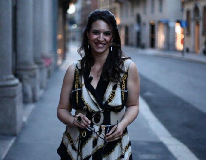 Un'altra immagine di Chiara Besana,che sta raccontando a Zankyou il suo anno pieno di progetti nuovi e ambiziosi! Foto: Photo 27