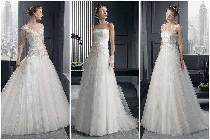 Letto Rosa Clara : Prezzi abiti da sposa rosa clarà il sogno è a portata di mano