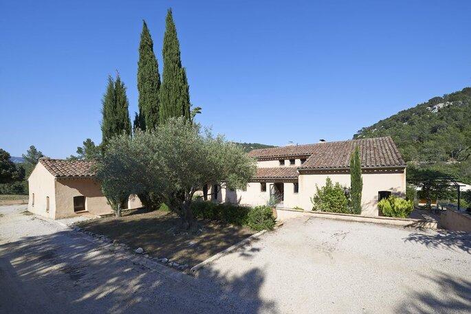 Domaine de Gros Driou - Lieu de réception - Bouches-du-Rhône