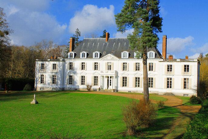 Le Château Barthélémy, lieu de réception dans les Yvelines