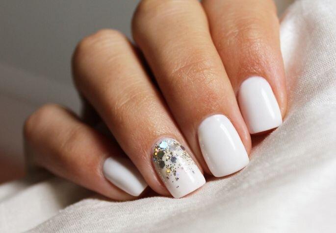 Bien-aimé Mani in primo piano: i trend della nail art da sposa 2017 ZO17