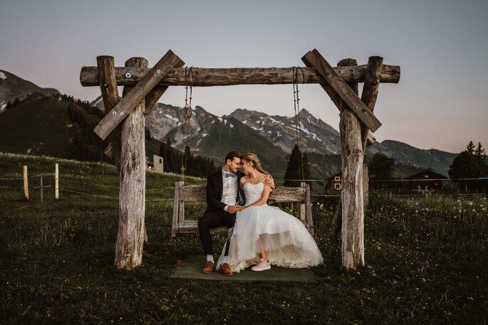 Rent a Hotel - Hochzeit in den Bergen