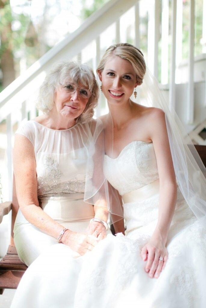 25 consejos de la abuela que marcarán la diferencia en tu matrimonio . Marta Locklear