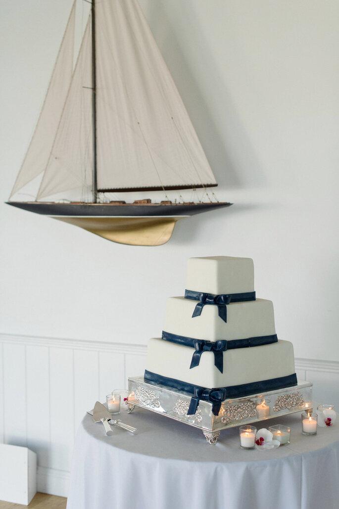 Detalles para una boda náutica - Trent Bailey Photography