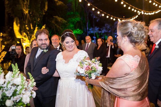 Lindo buquê para noivas