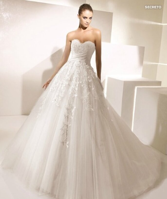 Secreto Collection Glamour - La Sposa 2012