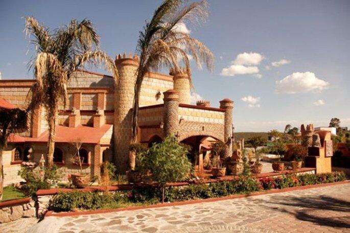 Salón Castillo del Arger