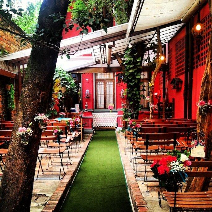 Restaurante Quintal: seu mini-wedding em São Paulo com muito charme