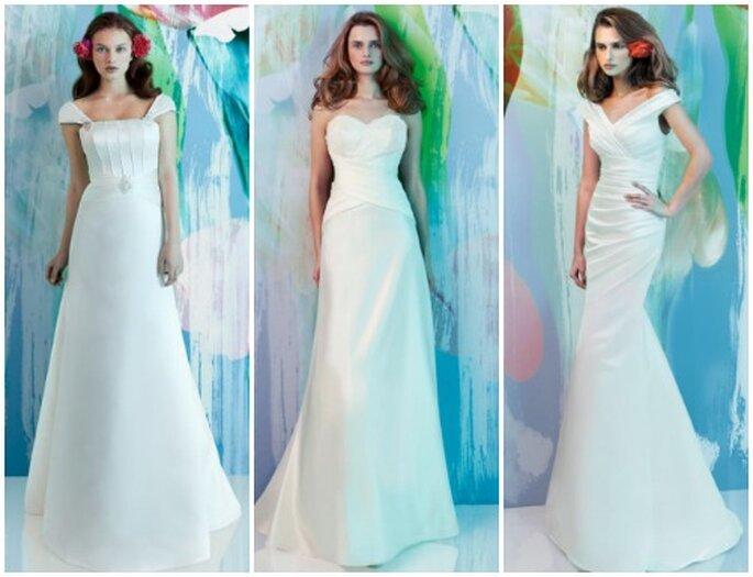 Lo stile unico di Pignatelli rende ogni abito un'opera d'arte. Fiorinda 2013. Foto: www.carlopignatelli.com/it