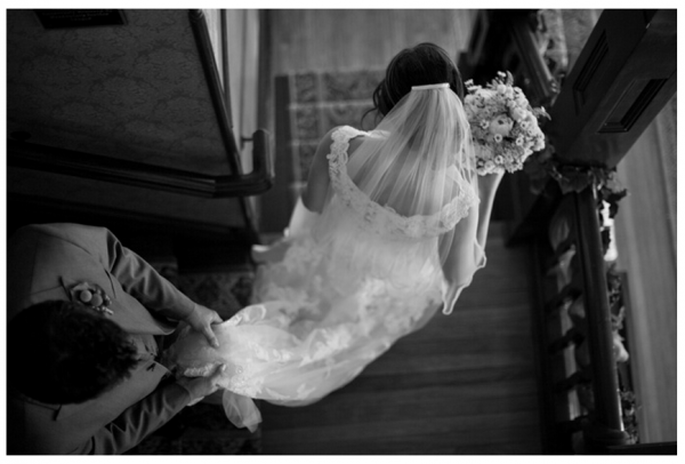 ¿Por qué las fotos de boda en blanco y negro son las más bonitas? - Foto Driver Photo