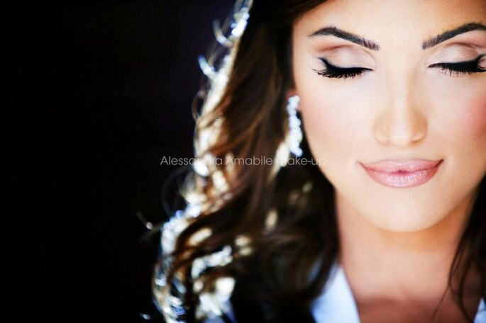 Alessandra Amabile Make Up