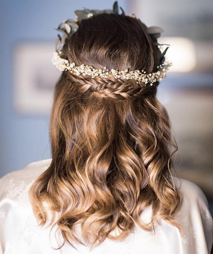 Pettinatura di Marieta Hairstyle | Foto: LIVEN Photography