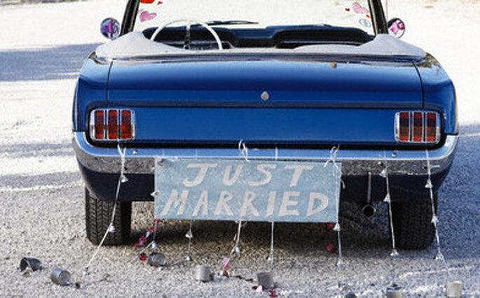 Auto convertible para tu boda