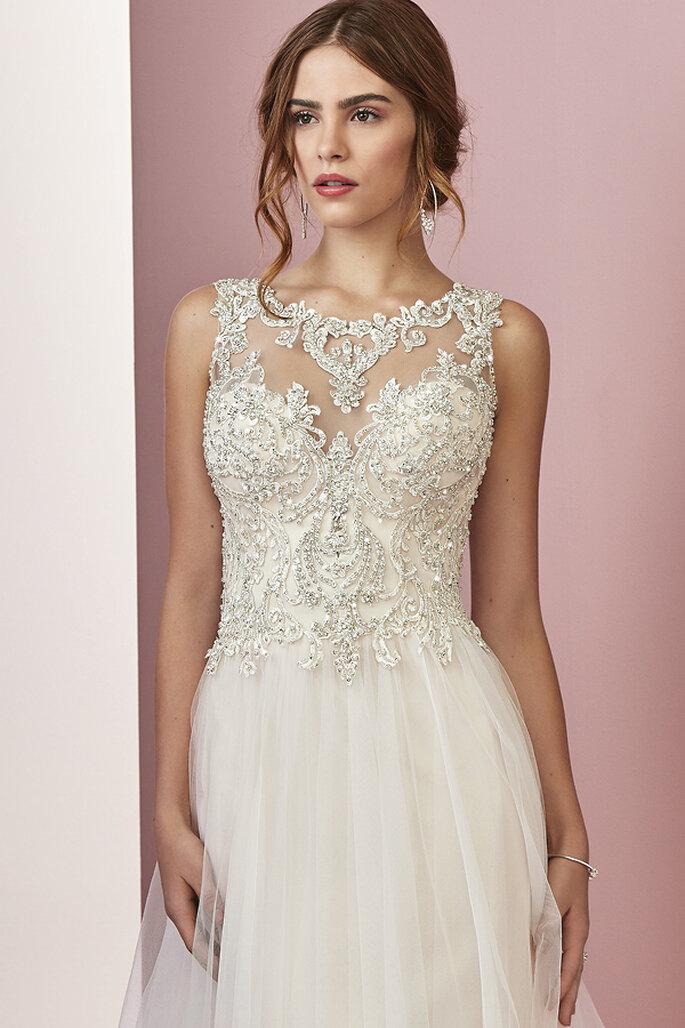 Vestidos novia otono invierno 2019