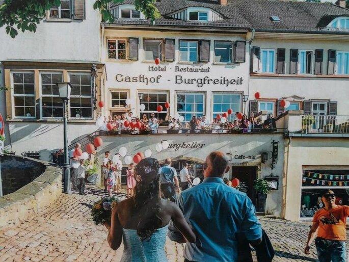 Gasthof Burgfreiheit