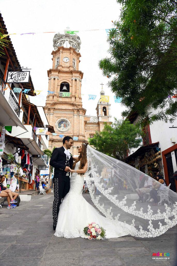 Visite o México