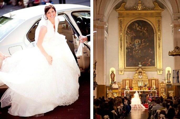 Mariage bien organisé : mariage réussi - Photo : Chema Naranjo