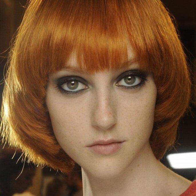 Difumina el delineador para un look más imponente - Foto MAC Cosmetics
