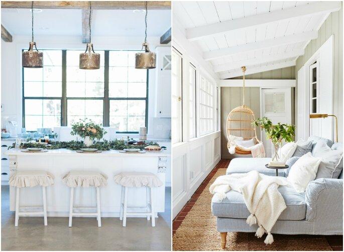 Como decorar o primeiro lar do casal 7 estilos para se for Mobilia anos 70
