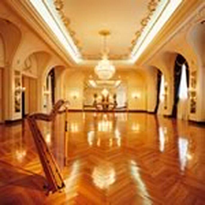 El Salón Royal es uno de los más elegantes.