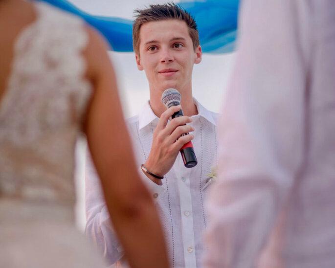 15 razones por las que tu hermano es importante en tu boda