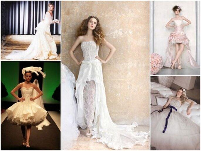 Abiti da sposa originali, il meglio delle collezioni 2011