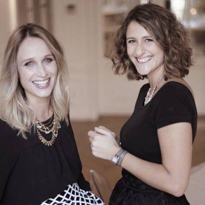 Vanessa et Bénédicte, wedding planners de La Petite Fabrique à événements
