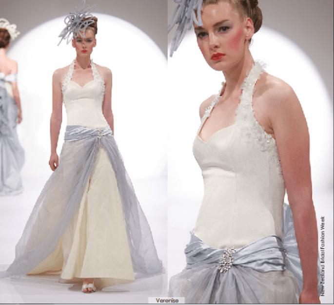 Vestido Verenise, colección 2012 Rubén Perlotti