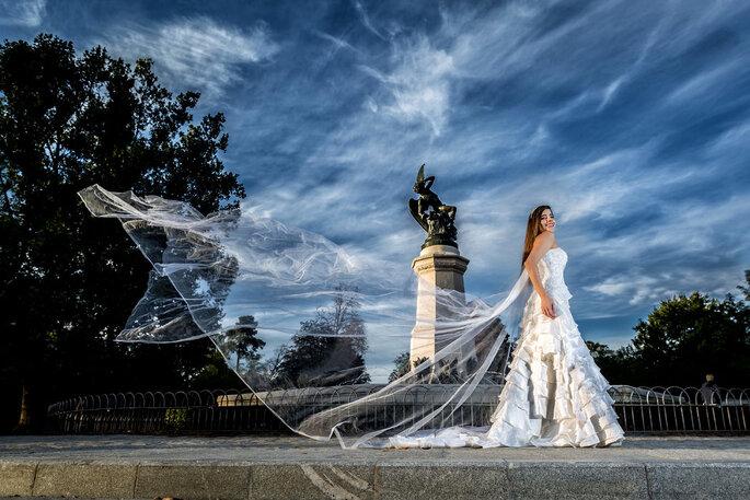 Fotógrafo de boda Madrid