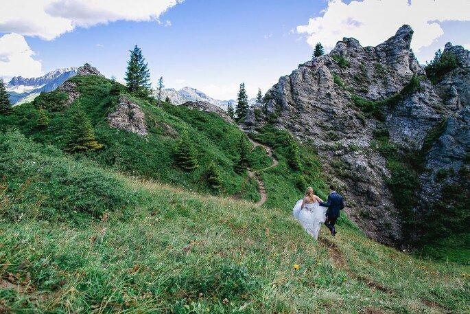 Hochzeitsgefühl / Foto: Tanja und Josef Fotografie & Film