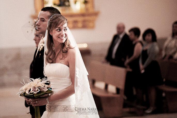 Die schönsten Brautfrisuren für langes Haar - Foto: Chema Naranjo