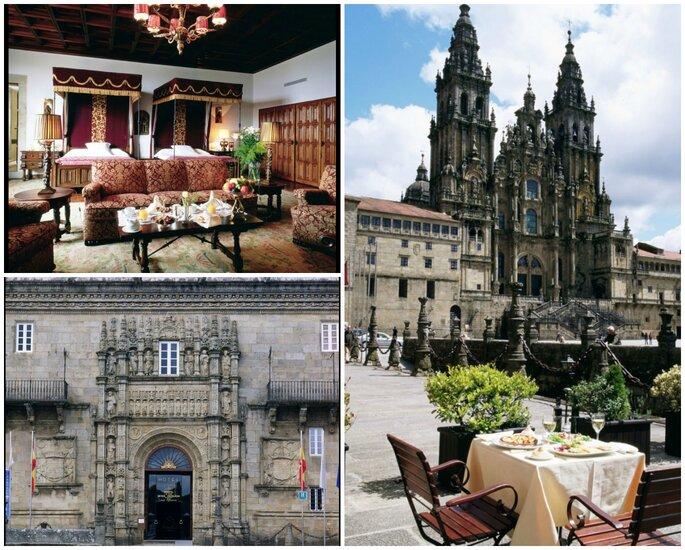 Image: Parador de Santiago de Compostela