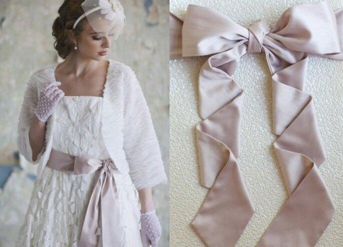 Vintage-Brautkleider mit viel Spitze – Foto: Ruche