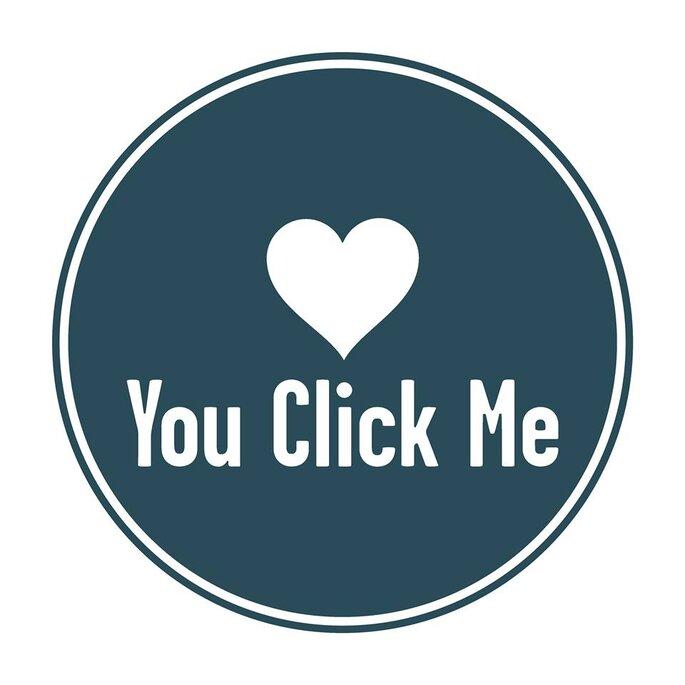 you click me