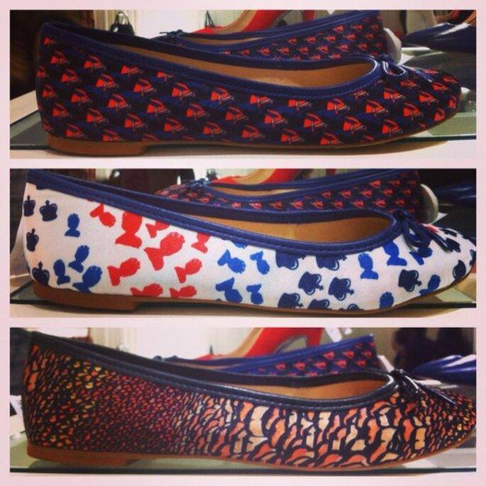 Sapatilhas da C&A Collection Issa Foto: Facebook C&A