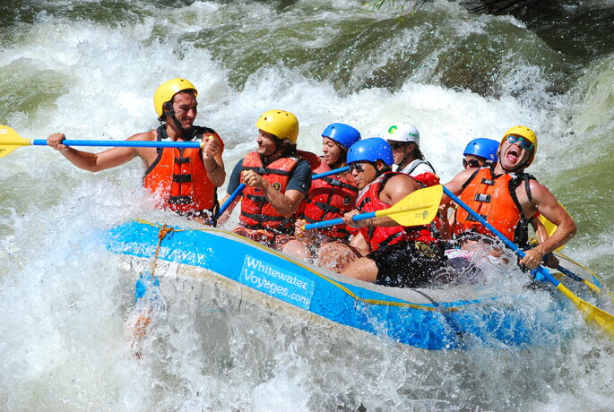 Foto:  Rafting America