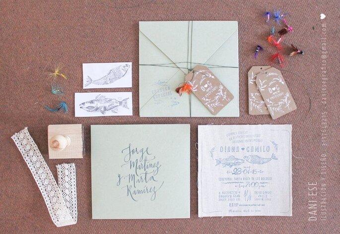 Dani Ese Paper & Love