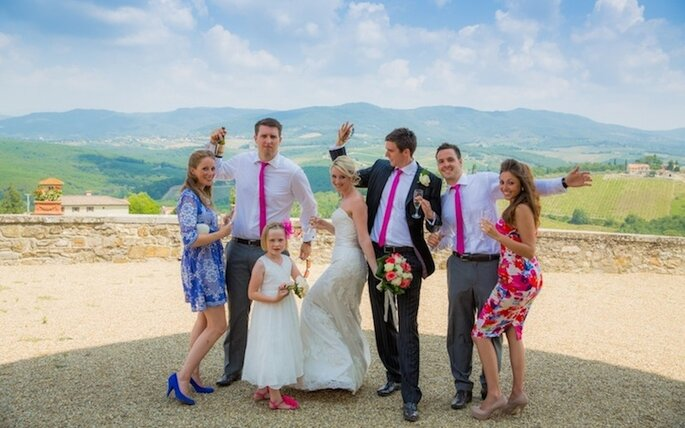 Leonora & Dario Mazzoli wedding photographer
