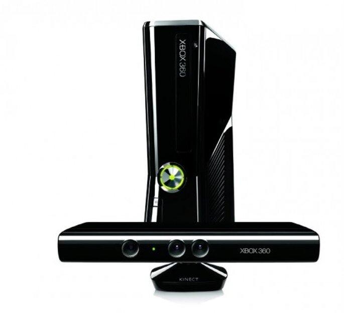 Diviértete en grande junto con tu esposo con una consola de videojuegos - Foto Xbox