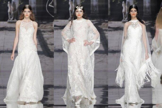 Vintage Brautkleider Fur Eine Nostalgische Hochzeit 2015